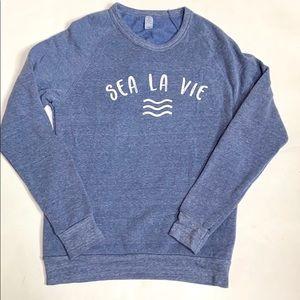 Alternative Apparel Sea La Vie Sweatshirt